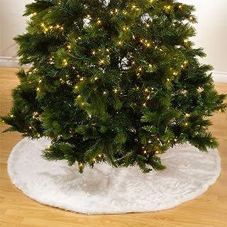 Amazon Com 55 To 59 Inches Tree Skirts Seasonal Decor Home