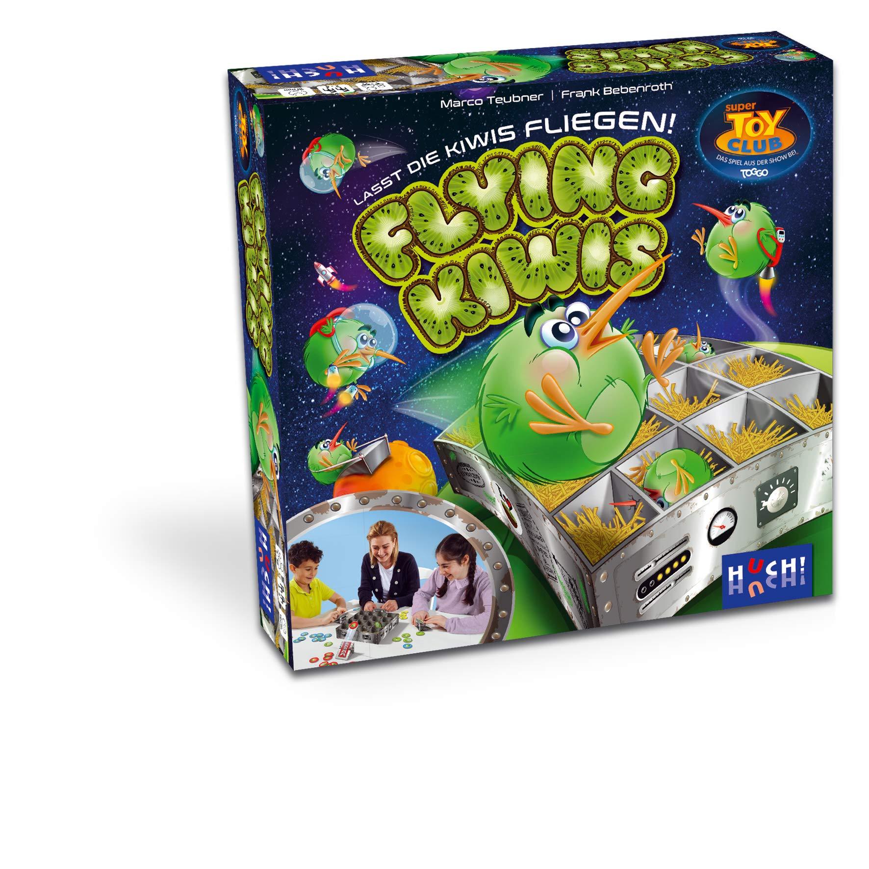 Flying Kiwis: Teubner, Marco, Bebenroth, Frank: Amazon.es: Juguetes y juegos