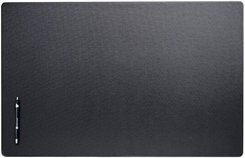 Dacasso Classic Leatherette Limited time sale Mat Desk Black 30 pad x 19 Brand Cheap Sale Venue