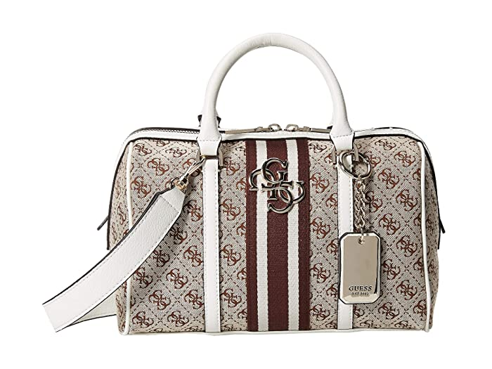 Vintage Box Satchel by Guess