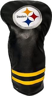 Team Golf NFL Vintage Driver Golf Club Headcover, Form Fitting Design, Retro Design & Superb Embroidery