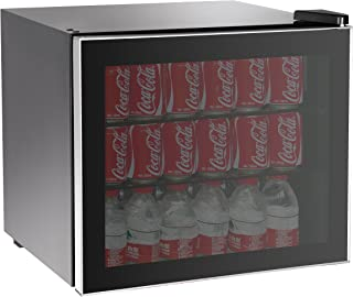 Igloo 70 Can Beverage Cooler, Black