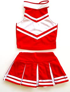baby cheerleader outfit