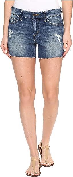 "Ozzie 4"" Cut Off Shorts in Rami"