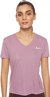 Nike Women's MILER VNECK T-Shirt