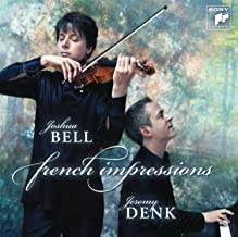 joshua bell french impressions
