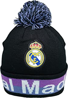 Real Madrid Beanie Pom Pom Skull Cap Hat New Season