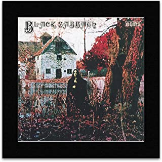black sabbath 1970 album cover