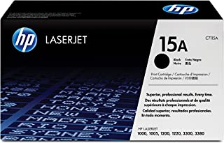 Best HP 15A | C7115A | Toner Cartridge | Black Review