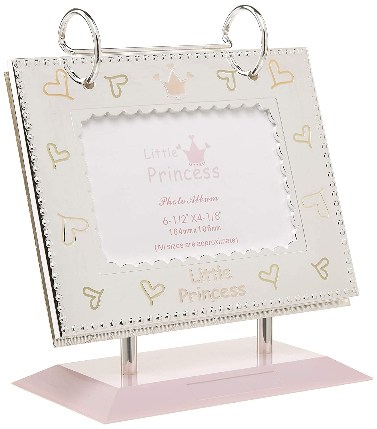 Elegance Little Princess Flip Fixed price for sale Album Opening large release sale Photo Inserts 4x6