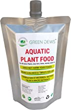 Green DEWS Aquatic Plant Fertilizer for Aquarium & Pond, Plant Food Fertilizer (100 ML)