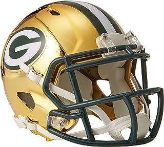 Riddell Chrome Alternate NFL Speed Mini Helmet Green Bay Packers