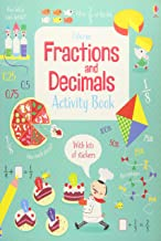 Fractions and Decimals Activity Book (Maths Activity Books)