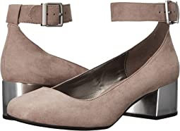 Taupe Microsuede