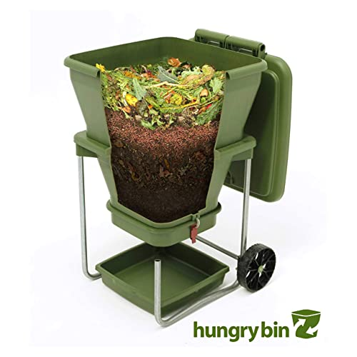 Hungry Bin Flow-Through Worm Farm