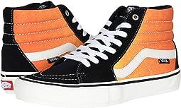 (Fade) Black/Orange