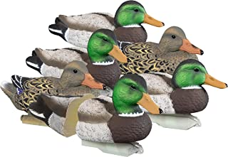 Higdon Outdoors Standard Mallard Decoy, Foam Filled