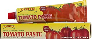 Cento Tomato Paste, 4.56-Ounce Tube (Pack of 12)