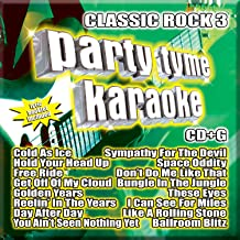 Party Tyme Karaoke - Classic Rock 3 [16-song CD+G]