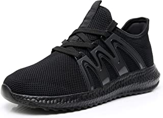 Azooken Men's Tennis Shoes Athletic Running Shoes Comfortable Walking Shoes Lightweight Casual Shoes Sports Sneakers for Men