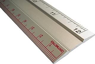G-L Aluminum Ruler 12 Inches.
