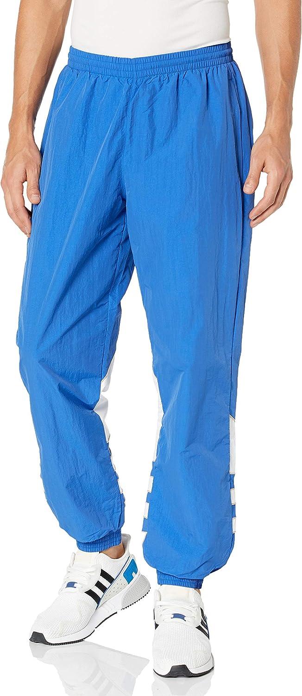 adidas Originals Max 70% Ultra-Cheap Deals OFF Men's Big Trefoil Track Pants Outline Woven