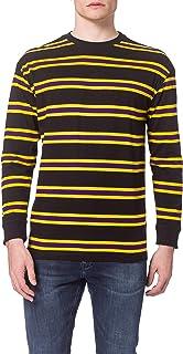 Urban Classics Men's Yarn Dye Ls Sweatshirt