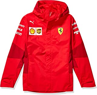 Motorsport Men's Ferrari Full Zip Team Jacket