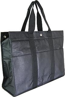開明 トートバッグ 大容量 黒 HO1614