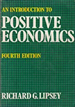 Workbook to accompany the fourth edition of An Introduction to positive economics