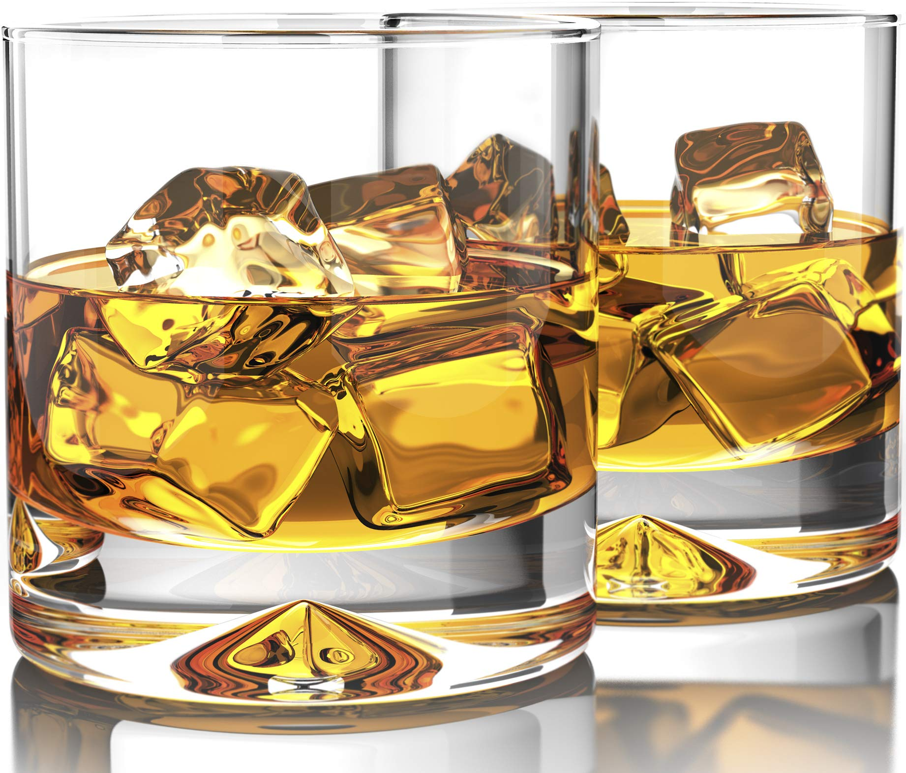 Premium Whiskey Glasses Fashioned Cocktails