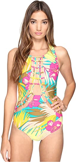 Hot Tropic One-Piece