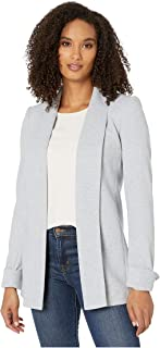 Soft Suiting Open Jacket