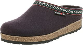 Haflinger GZ65 Classic Grizzly Clog