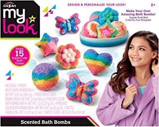 My Look Scented Bath Bombs by Cra-Z-Art