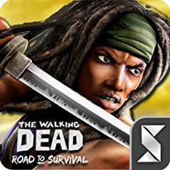 Fight Walkers & Survivors Upgrade Your Survivors Strategy Gameplay - Capitalize on Strengths & Exploit Weaknesses Maps & Locations From The Walking Dead Build your Community Base & Expand into the Wasteland PvP - Raid Enemies Alliance Factions & Onli...