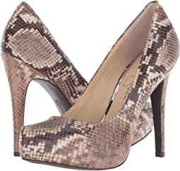 Totally Taupe Multi Baha Snake Print