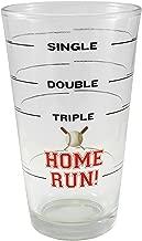 Baseball Home Run Pint Beer Glass - 18 oz