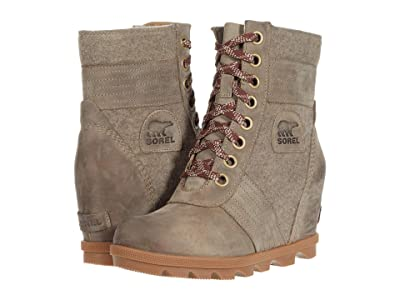 SOREL Lexietm Wedge (Khaki II) Women