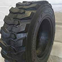 (1 TIRE) 12-16.5 SKID STEER TIRE, 14 PLY, NHS SKS 400