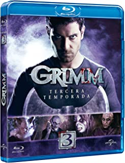 Grimm - Temporada 3 [Blu-ray]