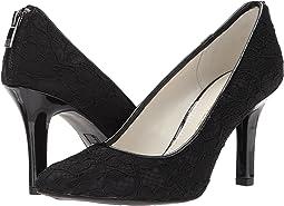 Black/Black2 Lace Fabric
