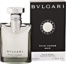 Bvlgari Pour Homme Soir for Men | Eau de Toilette | Rich, Elegant, Woody Scent |..