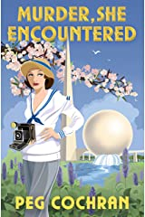 Murder, She Encountered (Murder, She Reported Series Book 3) Kindle Edition