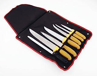 Pradel Excellence - I7107T - Sac de 7 Couteaux Boucher et Fusil