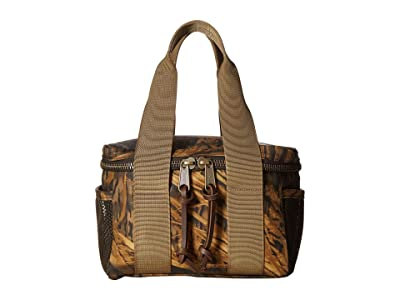 Filson Soft-Sided Lunch Cooler (Shadow Grass) Bags