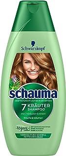 Schwarzkopf Schauma Shampoo, 7 Kräuter, 400ml
