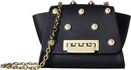 Eartha Iconic Mini Chain Crossbody Pearls