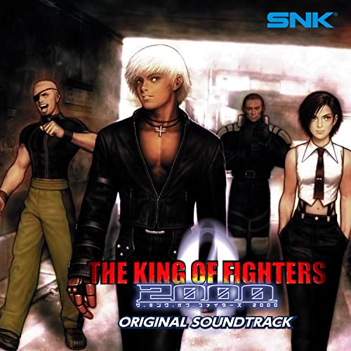 THE KING OF FIGHTERS 2000 ORIGINAL SOUND TRACK ザ・キング・オブ・ファイターズ