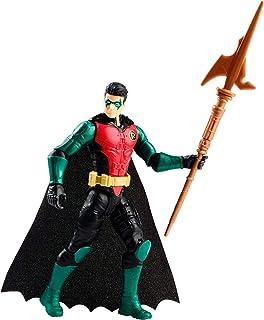 DC Comics Batman Missions Robin Action Figure
